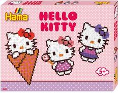 #HelloKitty #HamaBeads #perlerbeads #giftsforchildren