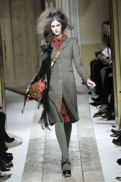 Wednesday Addams feeling extra fashion-y.