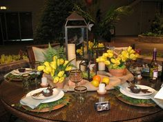 Plan a dinner for Easter