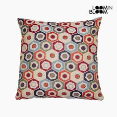 If you want to add a touch of originality to your home, you will do so with Cushion, hexagon by Loom In Bloom.Loom In Bloom Textiles, Cushion Covers, Bloom, Home And Garden, Throw Pillows, Touch, Link, Shop, Products