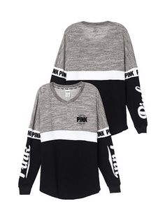 Shop our All Sweatshirts collection to find your cutest look. Only at PINK. Victoria Secret Outfits, Victoria Secret Pink, Pink Outfits, Fall Outfits, Cute Outfits, Vs Pink Outfit, Rosa Style, Teen Fashion, Fashion Outfits