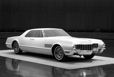 """""""XP-727… 1962 'Sporty' Cadillac concept """""""