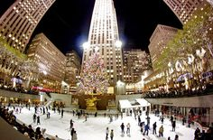 New York City is so beautiful at Christmastime!