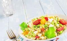 Sommerlicher Bulgur-Salat