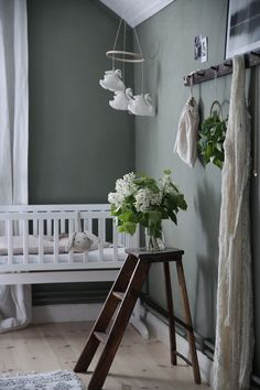 Sometimes all you need is a standout piece in a nursery. Our swan mobile is timeless and elegant and detailed with the finest embroidery. Shop the Cam Cam swan mobile in our store. We have 1 left. Baby Bedroom, Baby Room Decor, Nursery Room, Boy Room, Kids Bedroom, Nursery Decor, Deco Kids, Bohemian Baby, Ideas Para Organizar