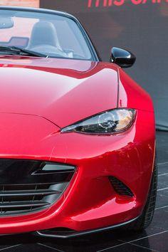 2016 Mazda MX-5 Miata Unveiled