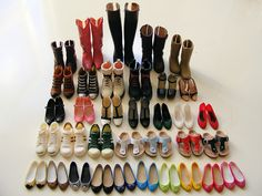 Shoes - Collection (by Momoko)