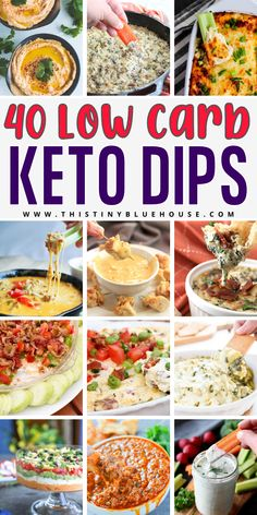 Here are over 35 easy delicious Keto dips. Perfect as an appetizer for a get together or as an afternoon or after dinner snack these dips are just divine. Cheesecake Fat Bombs, Keto Cheesecake, Keto Lunch Ideas, Easy Dinner Recipes, Easy Weeknight Dinners, Easy Meals, Low Carb Recipes, Healthy Recipes, Healthy Food