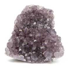 Amethyst Geode 40 - Purple Crystal Stone (3 Inches)