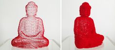 Delicate Paper Sculptures Alternately Appear and Disappear from Different Angles - My Modern Met