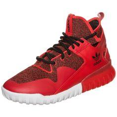 the latest e400e b48c9 Sportspar Unisex,Damen,Herren adidas Originals Tubular Runner Weave Sneaker  S74812 rot 04055341123471