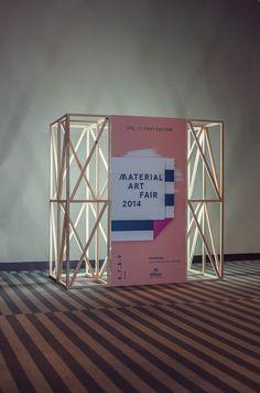 Material Art Fair 2014