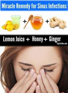 Miracle Remedy for Sinus Infections