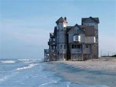 Nights In Rodanthe House Beautiful Home Gardens Homes Places Beach