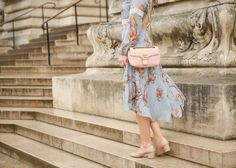 Gucci bag and Chloe shoes