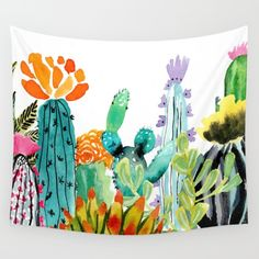 Available in three distinct sizes, our Wall Tapestries are made of 100% lightweight polyester with hand-sewn finished edges. Featuring vivid colors and crisp lines, these highly unique and…
