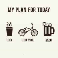 My Plan for today #bikes #cycling #train