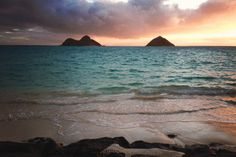 brooklynhawaii:    LANIKAI • SUNRISE