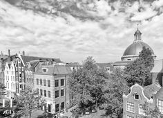 Exclusive view at de Ronde Lutherse Kerk Amsterdam.