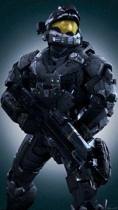 ♪Oscillian - Acheron DreamsHalo Reach - Noble Six \ Multiplayer SpartansThanks a lot Kuro and Sundownsyndrome! I enjoyed character mak. Halo Reach - Noble Six \ Multiplayer Spartans Halo 5, Halo Game, Halo Spartan Armor, Halo Armor, Halo Reach Armor, Armadura Sci Fi, Cyberpunk, Halo Master Chief, Halo Series
