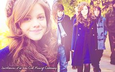 Georgie Henley oufit at the Smithsonian's National Zoo Lion Cub Naming Ceremony in Washington, DC on December 9, 2010.