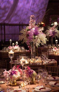 Brian Hatton Photography, Via By Yena Designs; Wedding reception idea