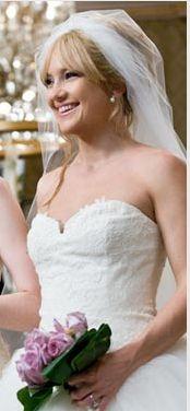 Kate Hudson's Bride Wars veil