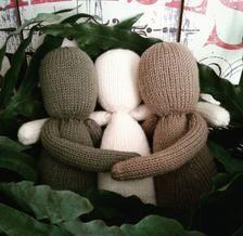 The Oak Folk Doll (Body) Knitting pattern by Agasalhos e Bugalhos Baby Clothes Patterns, Baby Knitting Patterns, Baby Patterns, Hand Knitting, Kids Knitting, Dk Weight Yarn, Moss Stitch, Knitting For Beginners, Amigurumi Doll