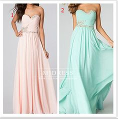 2014 New Tiffany Blue Bridesmaid Dress Sexy Sweetheart Bridal Evening Long Prom Dress Party Dresses, Blue / Peach Prom Dress on Etsy, $109.00