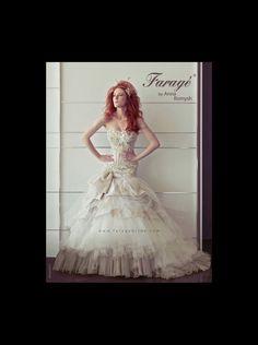 Abigail by Farage Paris - Wedding Dress - York North Yorkshire - UK