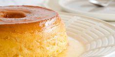 Será este o pudim mais delicioso do mundo? Prove e comprove seguindo a receita à risca