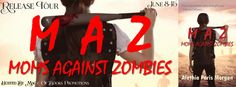 MOMS AGAINST ZOMBIES by Alathia Paris Morgan  Genre: Paranormal Horror  Emma Jackson is an army wife and new mom with all the uncertainties that come with it until that fear is pushed in a different direction. Instead of worrying about diapers and feeding schedules her only objective is to keep her child alive after being chased by a man who looks entirely too dead.  Trish Walsh thought her day was bad when she had to drag all four of her children on an errand but she rethinks the meaning…