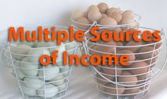 To escape the rat race, multiple sources of income is really important http://ratracebuster.com/the-importance-of-multiple-source-of-income-msi-blueprint-to-escape-from-the-rat-race