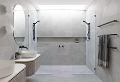 Get more info on Diys Home Decor - Zimmereinrichtung Minimal Bathroom, Modern Bathroom Design, Bathroom Interior, Small Bathroom, Bathroom Ideas, Bathroom Trends, Master Bathrooms, Bathroom Inspiration, Shower Ideas