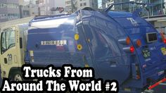 Garbage Trucks From Around The World #2 l Which Is Your Favorite?