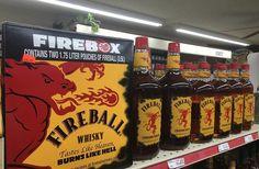 Fireball Now Makes Boxed Whiskey, AKA Franzia for Frat Bros https://plus.google.com/+KevinGreenMySOdotCom/posts/P8r3qNZFRxd