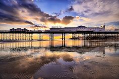 Brighton Pier ... Brighton, East Sussex England
