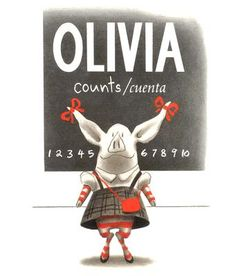 A great book for learning to count in Spanish or English or both. We love this book!
