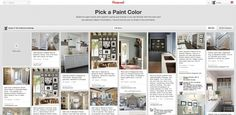 Tips and Tricks for Choosing the Perfect Paint Color Learn how to choose paint colors for your home using this method that takes the guesswork out of choosing colors. Indoor Paint Colors, Paint Color Palettes, Neutral Paint Colors, Best Paint Colors, Interior Paint Colors, Paint Colors For Home, House Colors, Farmhouse Paint Colors, House Painting