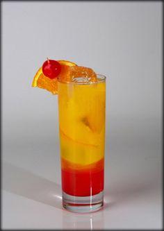 Cocktail Drinks, Cocktails, Tequila Sunrise, Batman, Kdrama, Craft Cocktails, Recipes, Cocktail