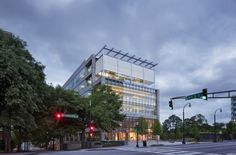 Perkins+Will's LEED Platinum office building shows what happens when true innovation in design, sustainability and reuse come together. This designation further underscores Atlanta's commitment to becoming a top 10 sustainable city in the United States.- Kasim Reed – Mayor, City of Atlanta