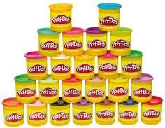 Play-Doh 24 Pack - einfach immer ein Spaß!