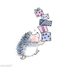 Penny Black - GIFT HEDGY Stamp Birthday