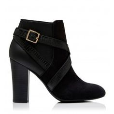 Discover your newest wardrobe staple and elevate any outfit with our covetable Anthea Block Heel Boots.