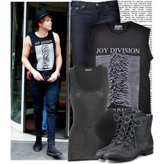 Steal His Style: Ashton Irwin, created by prettyorchid22 on Polyvore
