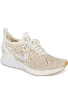 pretty nice e054c 2a608 Nike Air Zoom Mariah Flyknit Racer Sneaker (Women)  Nordstrom. Comfortable  SneakersAthletic ShoesRunning ...