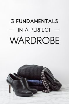 The building blocks of creating your perfect wardrobe! Introduction to the lean closet series: moving beyond the capsule wardrobe.