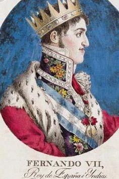 SM el Rey Fernando VII. ⚜ (@MonarquiaEspana) | Twitter
