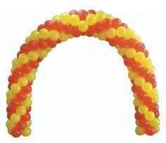 Comment réaliser une arche de ballons : A la fête Plus
