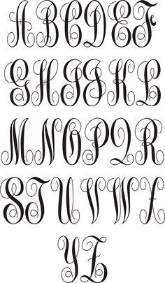 Monograma Elegante